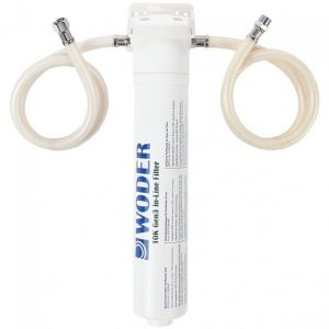 woder 10k gen 3 water filter for chlorine and lead removal